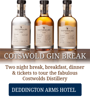 Cotswolds Gin Break