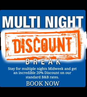 Multi Night Discount Break