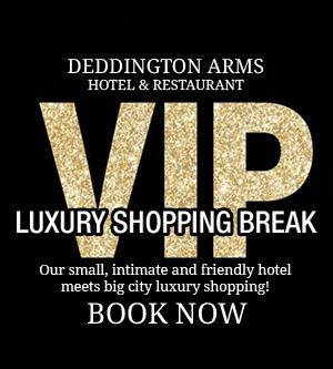 VIP Luxury Shopping Break