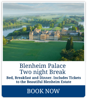 Blenheim Palace 2 Night Break