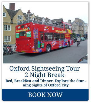 Oxford Sightseeing Tour 2 Night Break